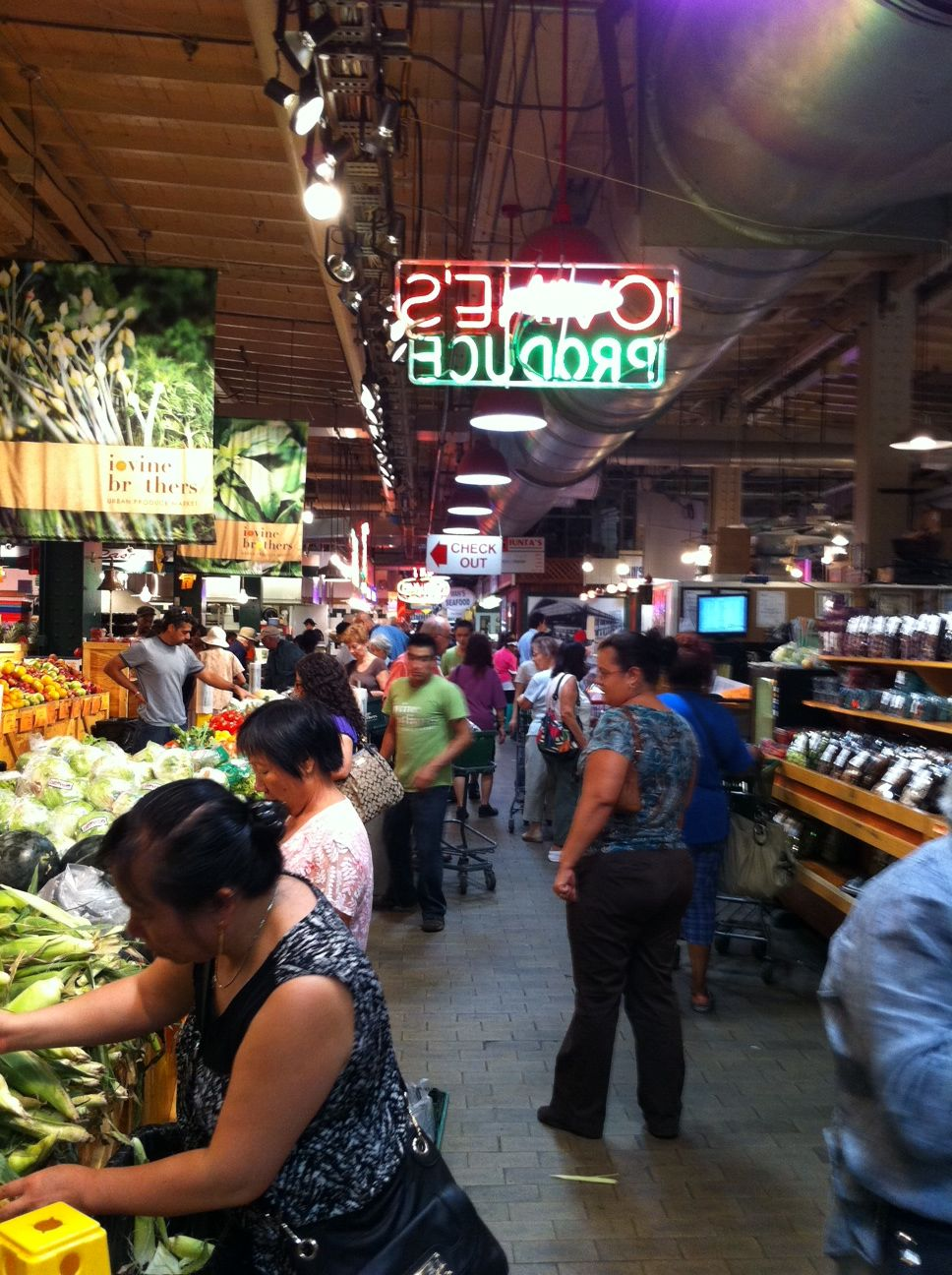 reading terminal produce market