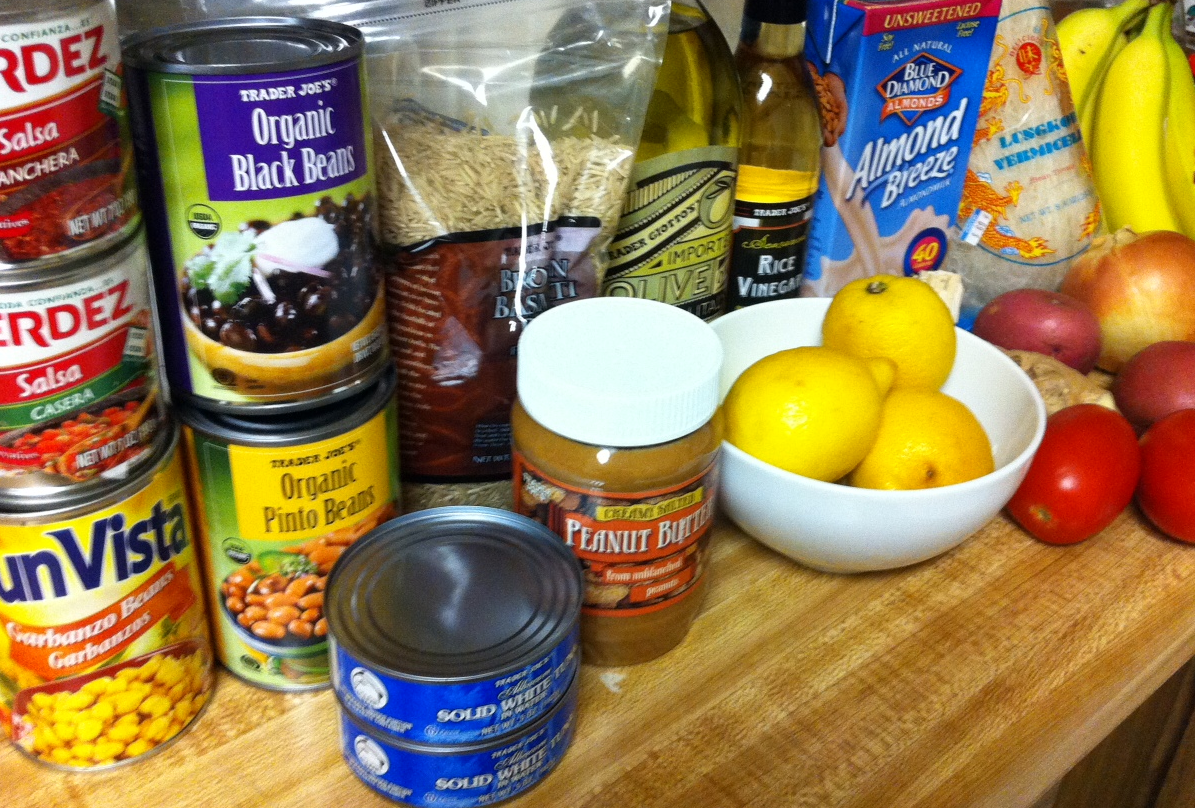 Hunger in America: Assembling Your Hunger Challenge Provisions