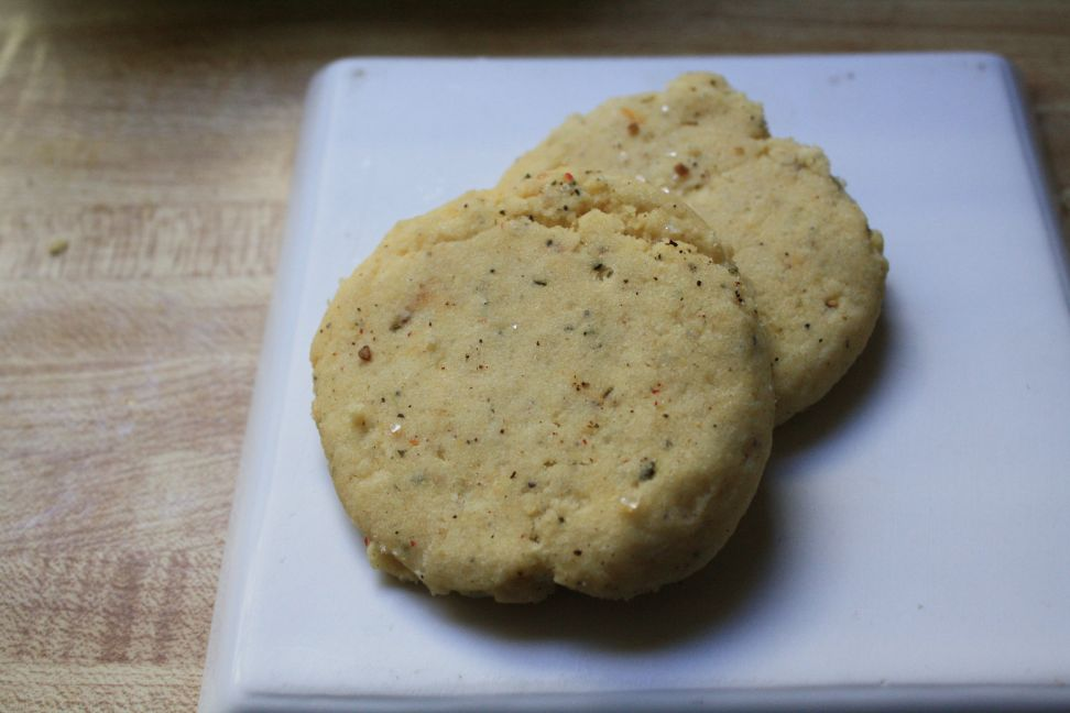 Rosemary and black pepper cookies | Recipes | Pinterest