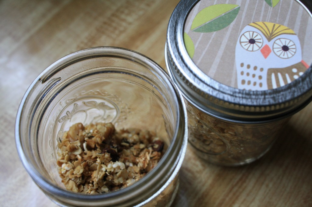 green-tea-granola