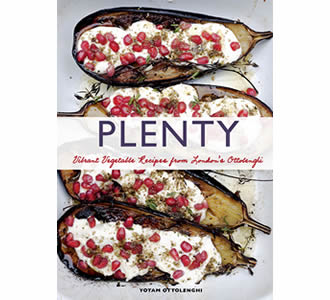 BOOK REVIEW- Plenty by Yotam Ottolenghi