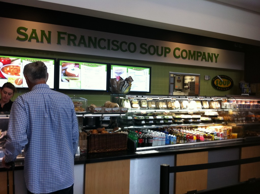 San-Francisco-Soup-Company-SFO-Terminal 3-Restaurants