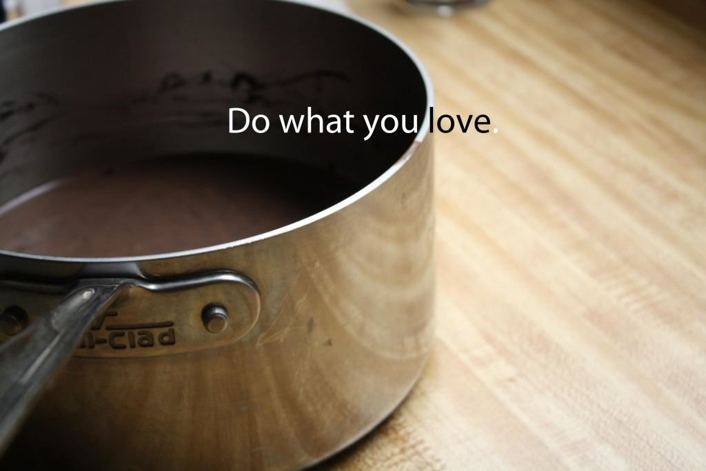 CONVERSATIONS ON ART- Do what you love