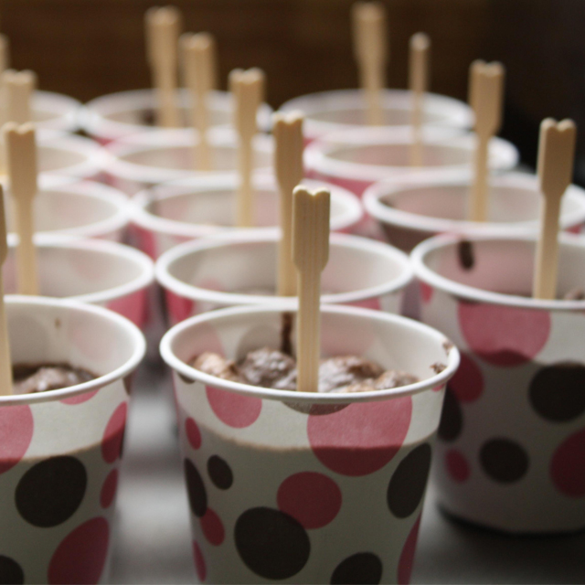 rocky road popsicles food photo poetry