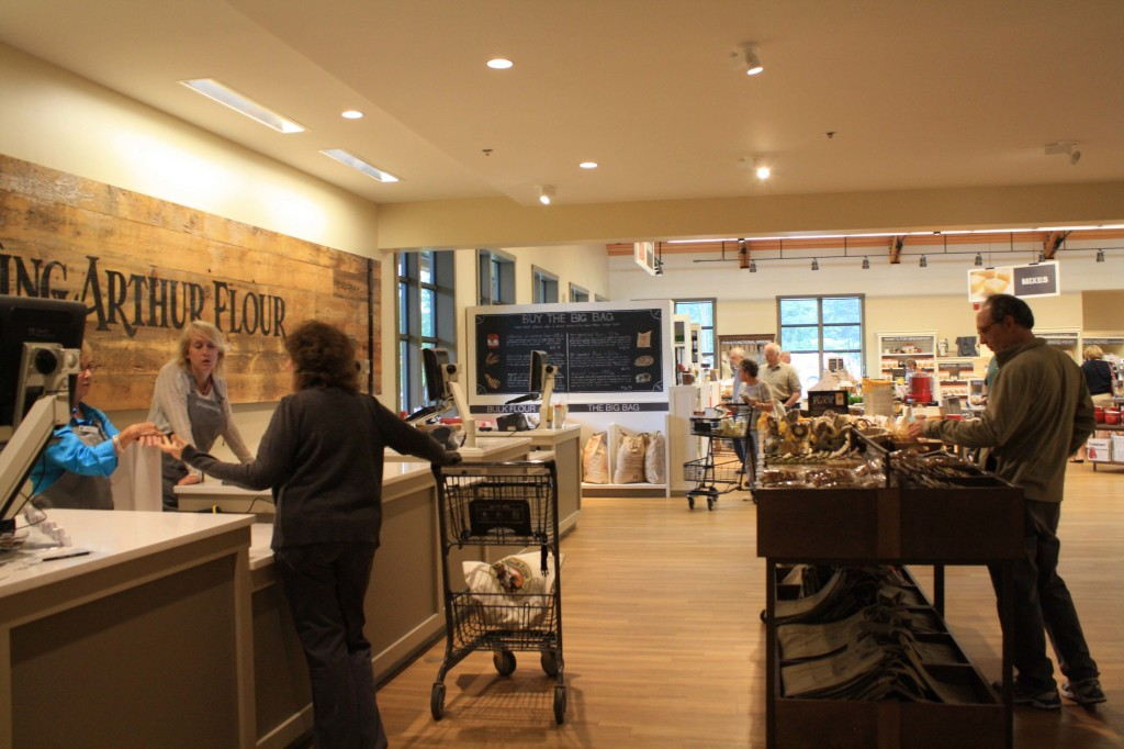 King Arthur Flour Retail Shop