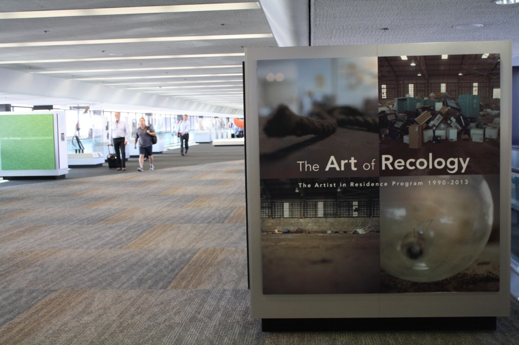 The Art of Recology SFO | The Food Poet