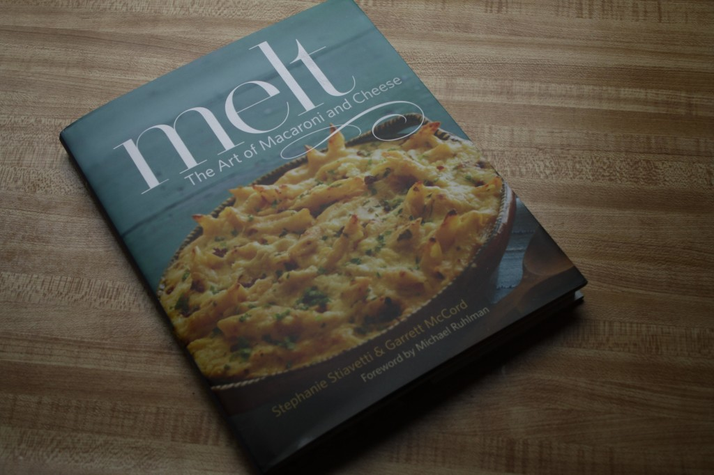 Melt The Art of Macaroni and Cheese Cookbook Cover_IMG_6574