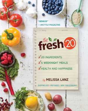 the fresh 20 cookbook review