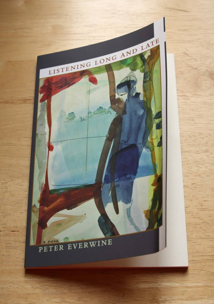 Wine and Poetry | Peter Everwine Listening Long and Late