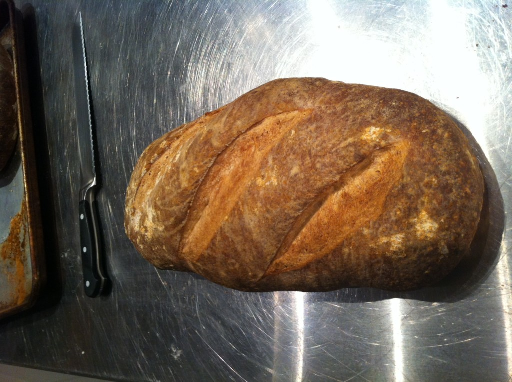 San Francisco Cooking School Sourdough