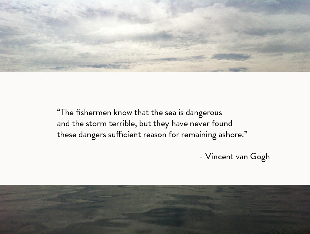 Vincent van Gogh well said quotes