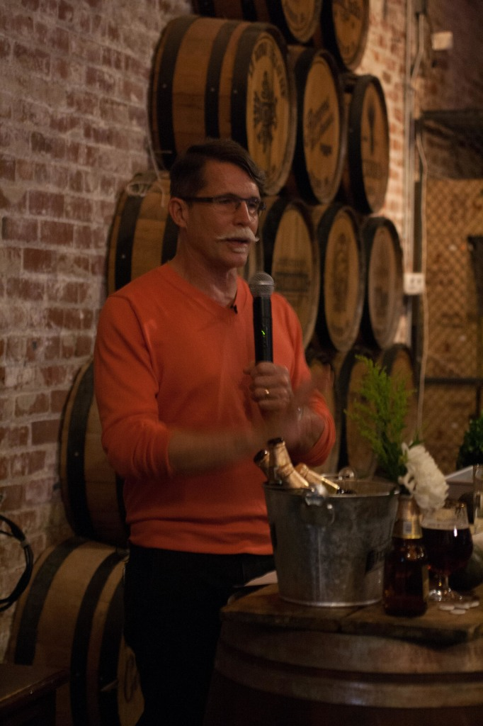 Rick Bayless & the perfect complement