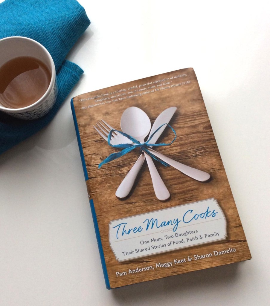 Three Many Cooks Book Review