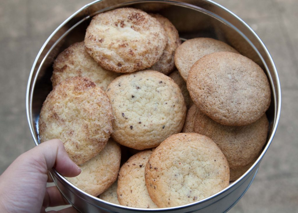 Menage a Trois Cookies - annelies