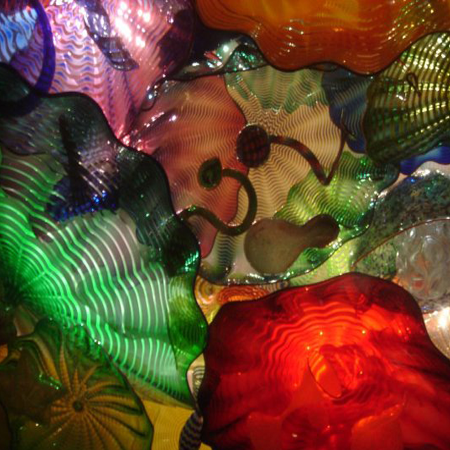 chihuly umbrellas