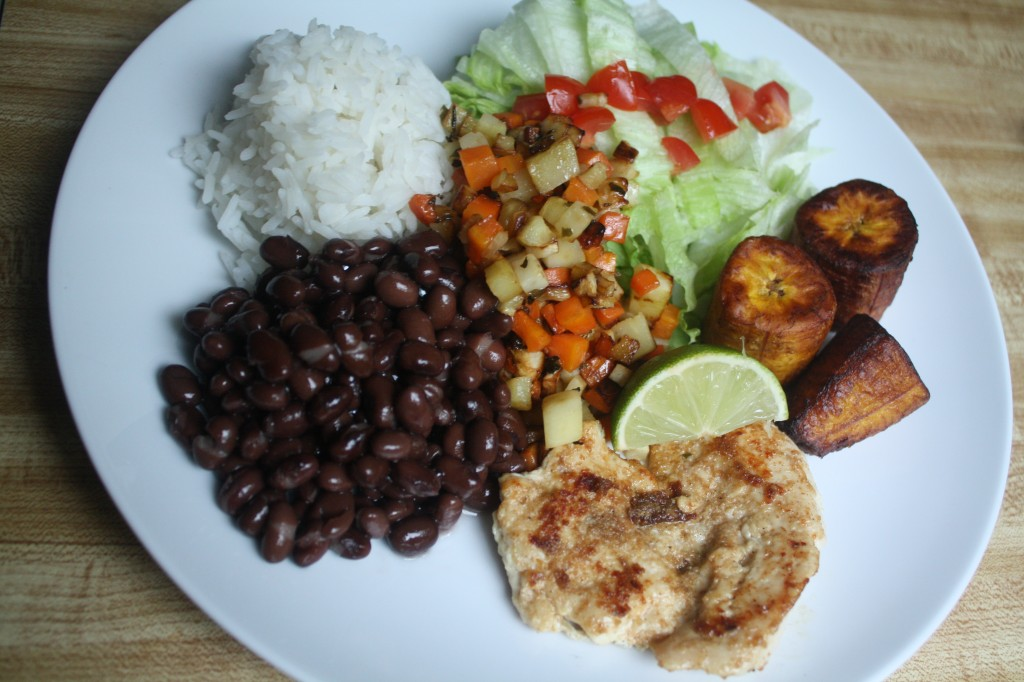 COSTA RICAN RECIPES- Casados