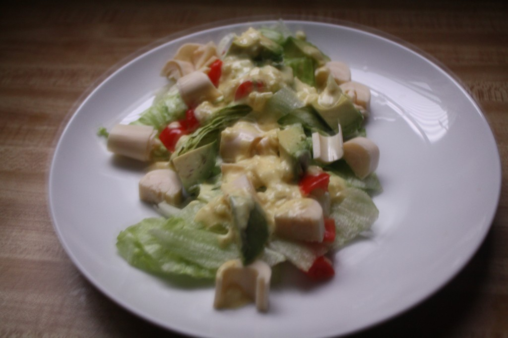COSTA RICAN RECIPES- Lagarta Lodge Ensalada de Palmitos
