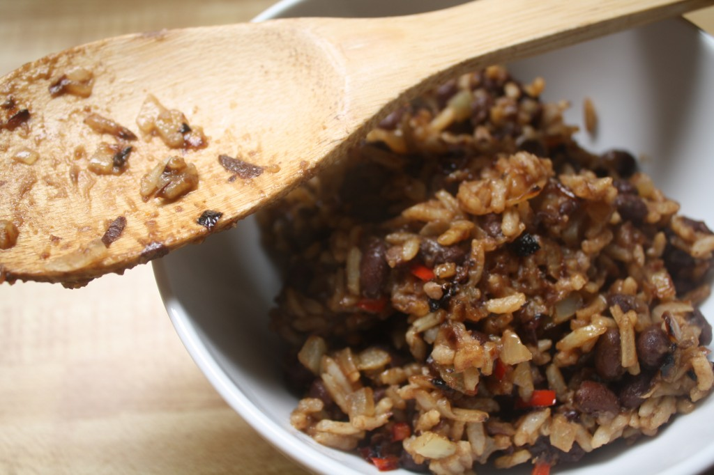 COSTA RICAN RECIPES- Gallo Pinto