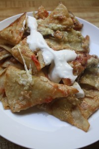 BRUNCH RECIPES- Chilaquiles