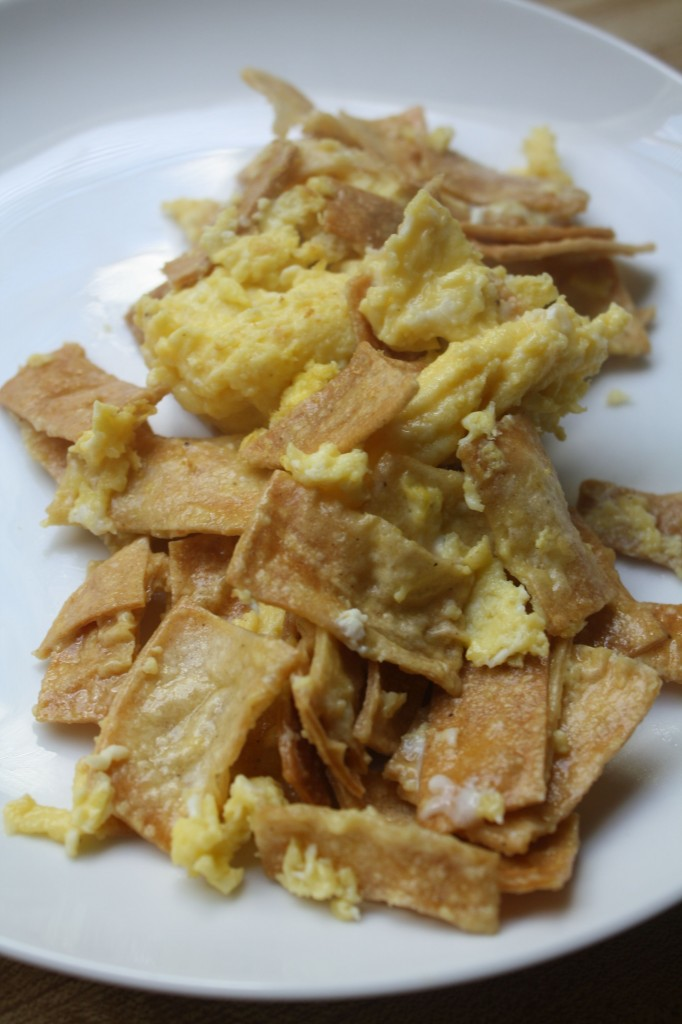 BRUNCH RECIPES- Migas