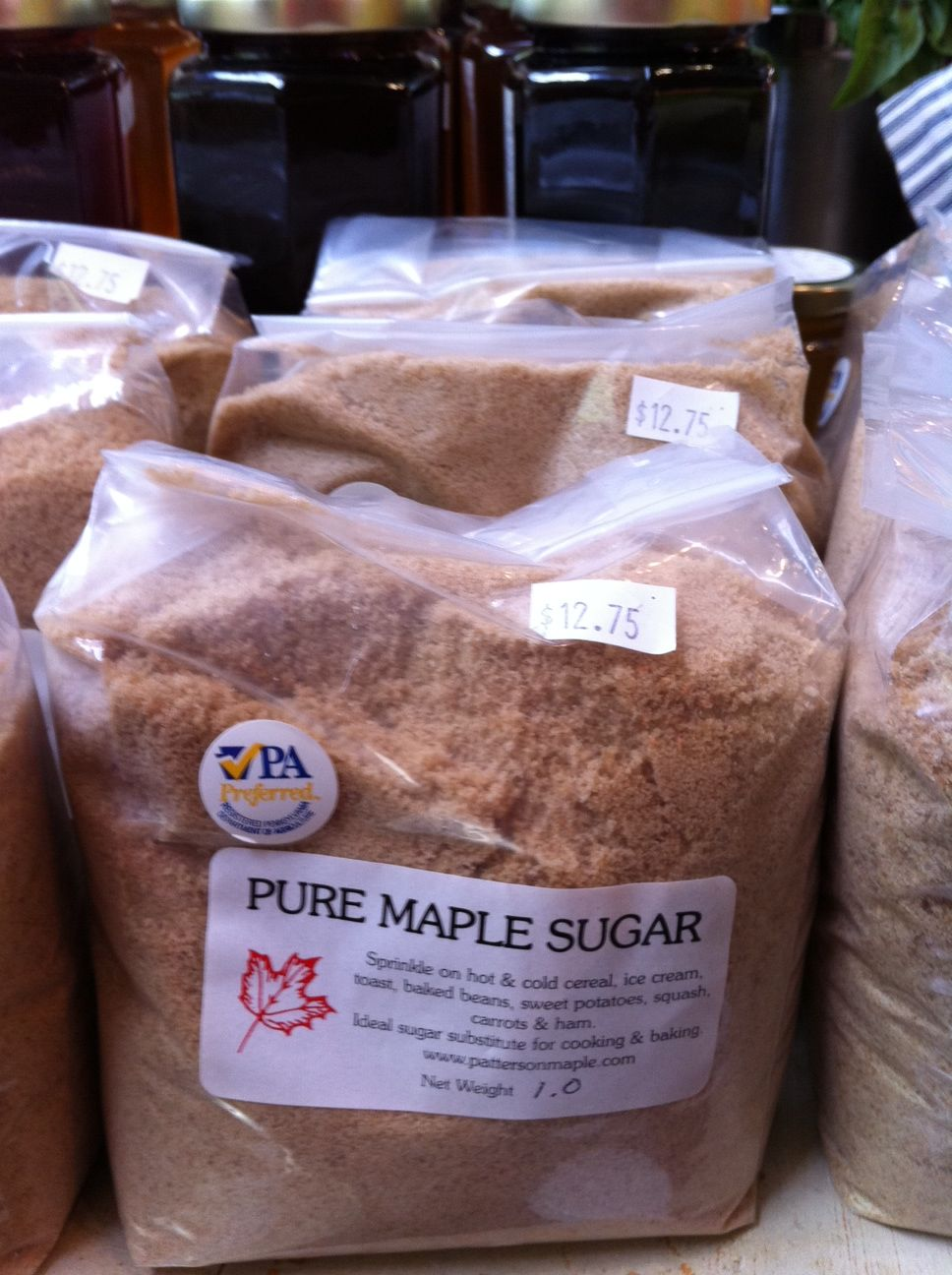 philadelphia maple sugar