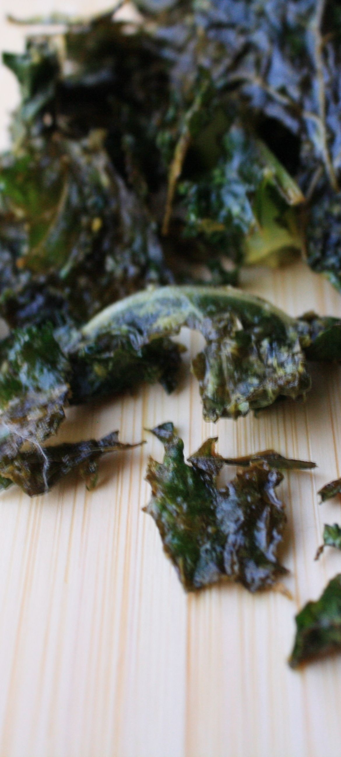 SIDE DISH RECIPES- Kale Chips