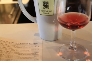 navarro vineyard pinot noir grape juice