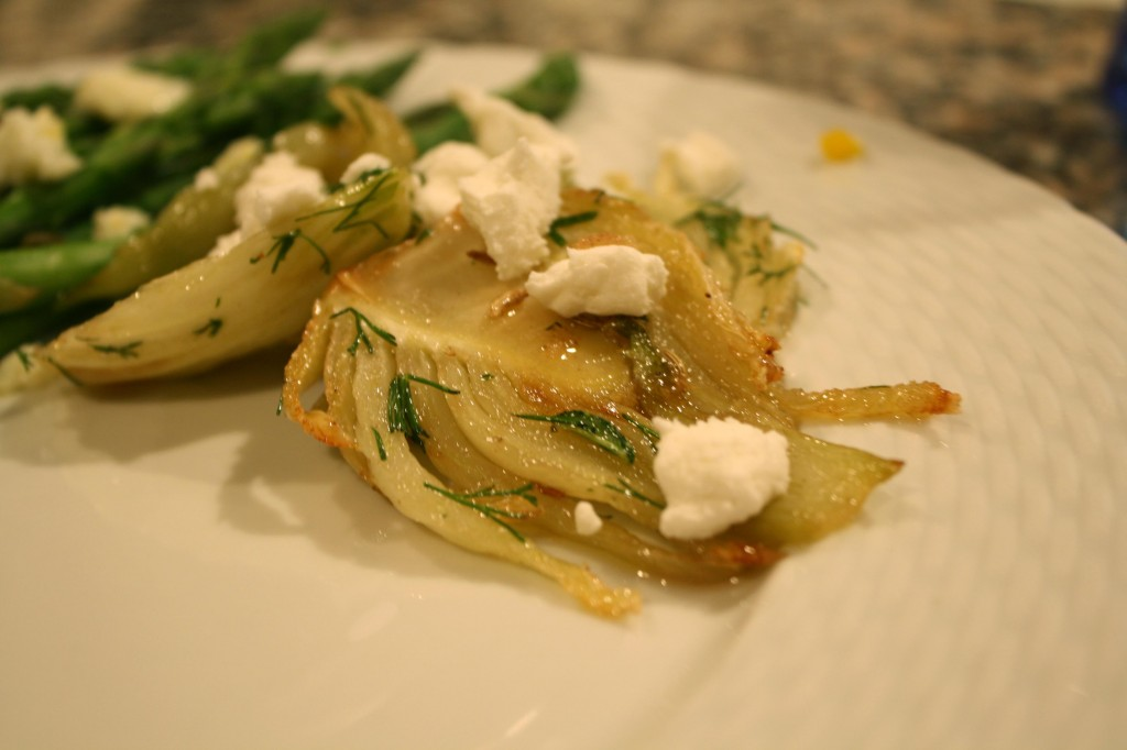 Caramelized-Fennel-with-Goat-Cheese-Plenty-Cookbook-Recipe
