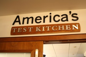 When in Boston- America's Test Kitchen
