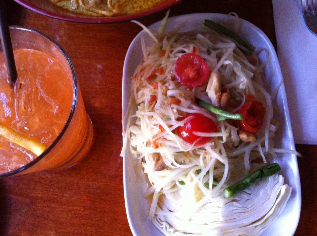 PDX- Papaya-Pok-Pok-Salad