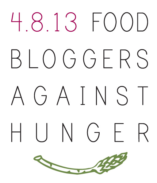 food bloggers against hunger