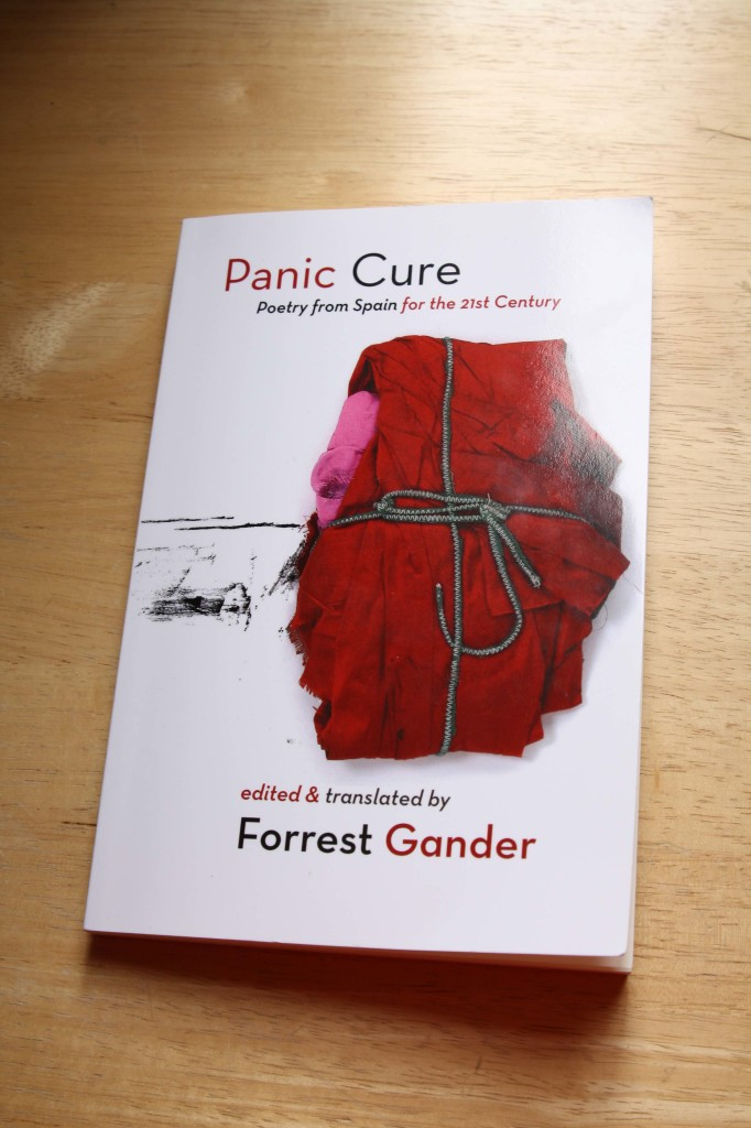 Wine and Poetry | Forrest Gander Panic Cure