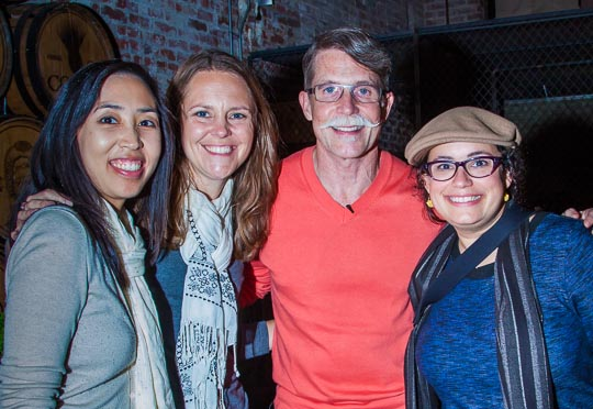 Anita, Jane, Rick Bayless and Me