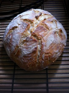 Sourdough Bread_the food poet
