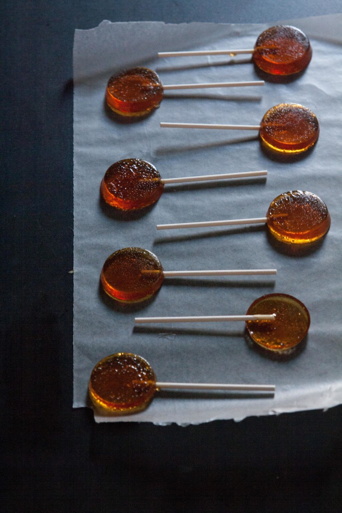 Earl Grey Lollipops - Lollipop Love Book
