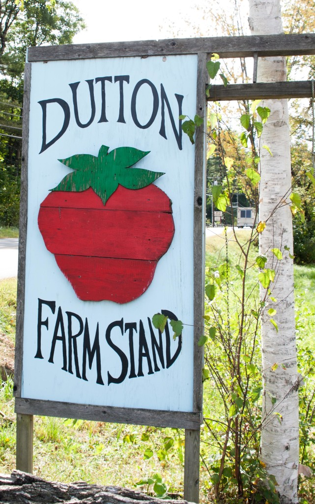 Dutton Farmstand Vermont