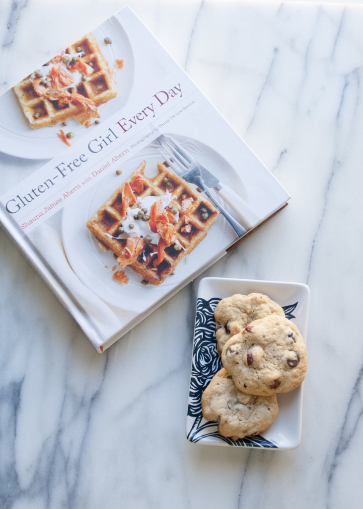 Chocolate Chip Cookies with Hazelnuts - Gluten-Free Girl Everyday