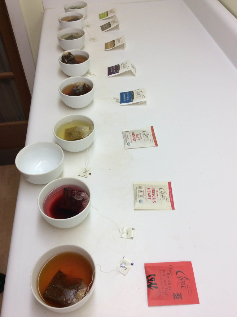tea podcast - choice organic teas- anneliesz_