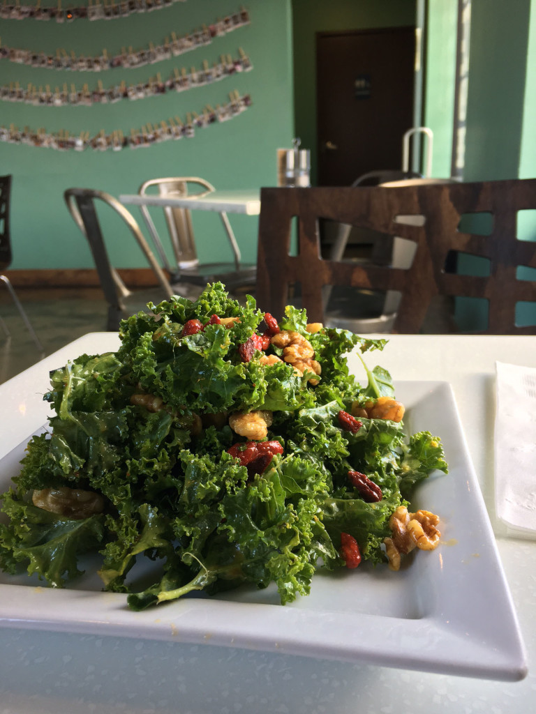 My Vegan Gold-kale-salad-anneliesz
