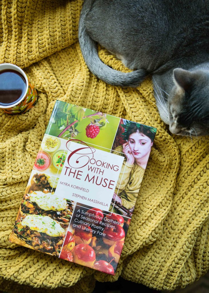 Cooking with the Muse Book review