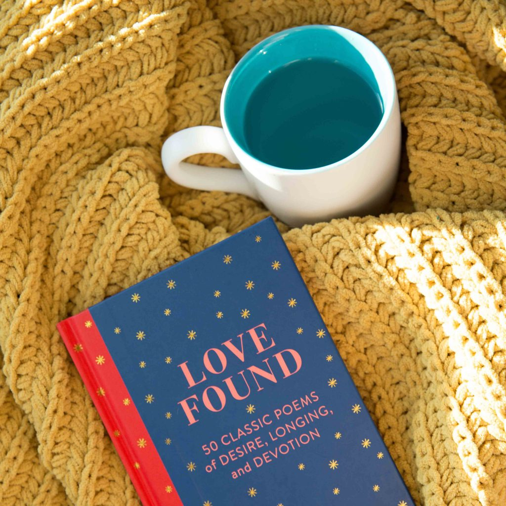 Read the Love Found poetry book review to get a sense for the style of poems inside.