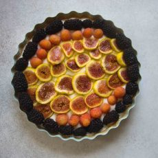 Yogurt Jam Tarts are a different way to eat yogurt, fruit, and jam in an elegant presentation.